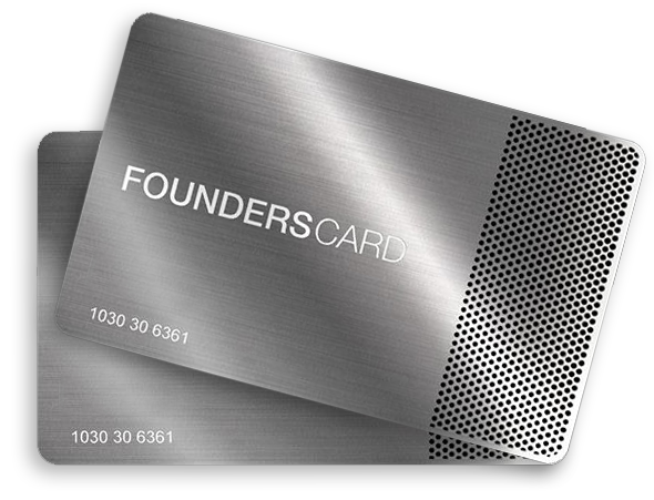 Founders Card is the Ultimate Concierge